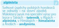 polský slovník