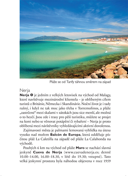 Andalusie a Costa del Sol (e-book)