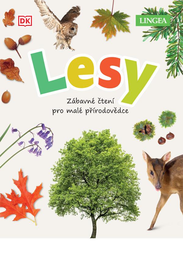 Lesy - kniha pro děti