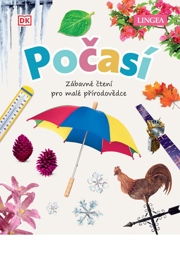 Počasí - kniha pro děti