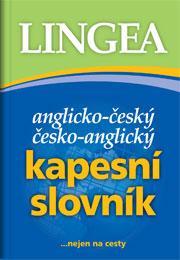 anglický kapesní slovník Lingea